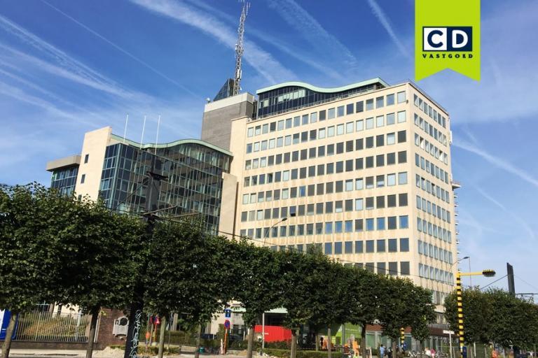 Verhuur kantoren Lieven Bauwens Building aan Unie Belgische Haarkappers